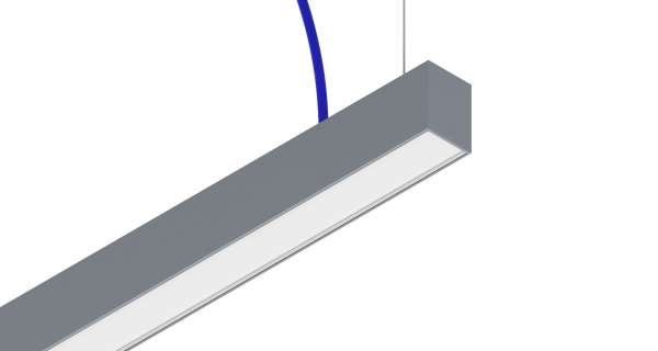 Power Line Slim 30 Double Zwieszany - Profile LED zwieszane